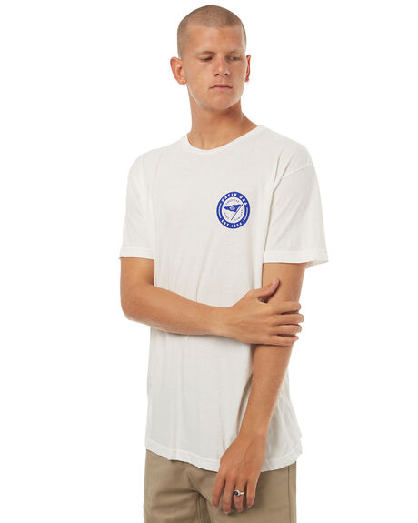 WHITE MENS CLOTHING KATIN TEES - KNWANH16WHT