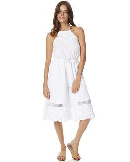 WHITE WOMENS CLOTHING SOMEDAYS LOVIN PLAYSUITS + OVERALLS - SL1506456WHT