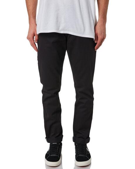 BLACK MENS CLOTHING DICKIES PANTS - WP801BK
