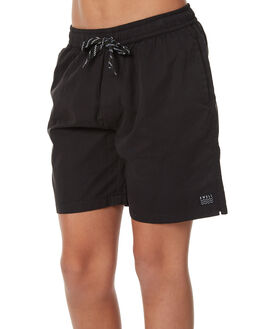 BLACK KIDS BOYS SWELL SHORTS - S3164231BLK