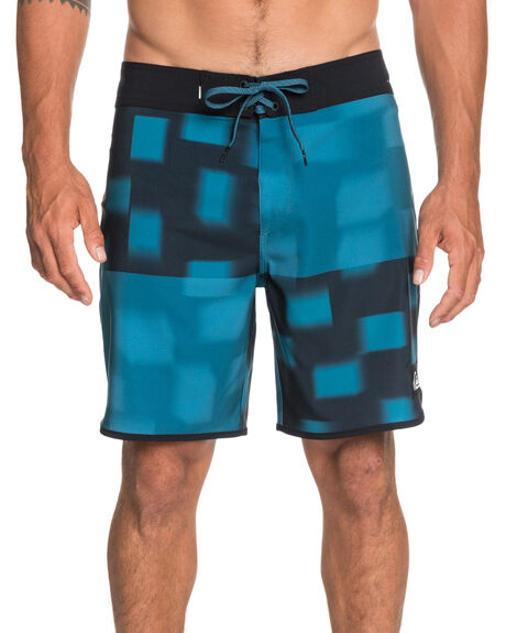 BLUE CORAL MENS CLOTHING QUIKSILVER BOARDSHORTS - EQYBS04415-BRS6