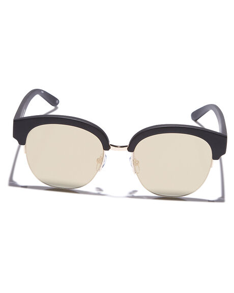 BLACK WOMENS ACCESSORIES SEAFOLLY SUNGLASSES - 1712648BLK