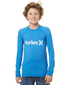 LIGHT PHOTO BLUE SURF RASHVESTS HURLEY BOYS - BRG00002304EC