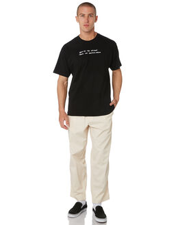 CREAM MENS CLOTHING POLAR SKATE CO. PANTS - PSC-SURF-CREA