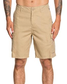 PLAGE MENS CLOTHING QUIKSILVER SHORTS - EQYWS03657-CKK0