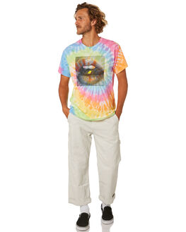 STILL TRIPPING MENS CLOTHING DYED TEES - DY19STHRSTTRP