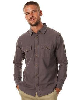 GRAVEL MENS CLOTHING KATIN SHIRTS - WVWALF16GRVL