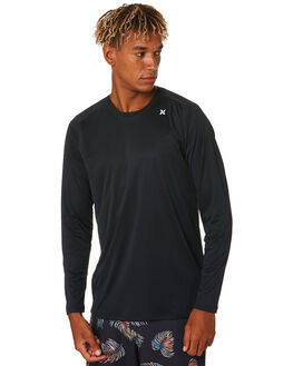 BLACK BOARDSPORTS SURF HURLEY MENS - AV5552010