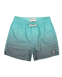 BLACK/MINT KIDS BOYS BILLABONG BOARDSHORTS - BB-7592401-BMI