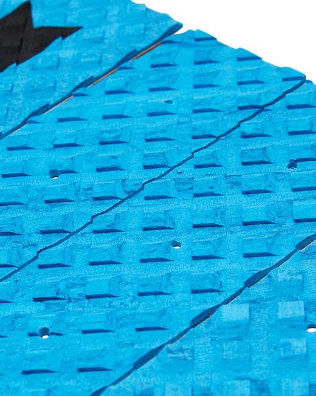 BLUE SWIRL BOARDSPORTS SURF MODOM TAILPADS - 2019TRFFBLUBLUS