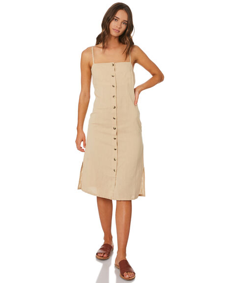 SAND WOMENS CLOTHING SWELL DRESSES - S8201453SAND