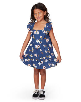 ORION BLUE KIDS GIRLS BILLABONG DRESSES + PLAYSUITS - BB-5507474-ION