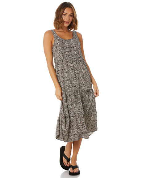 PRINT WOMENS CLOTHING ALL ABOUT EVE DRESSES - 6466138PRNT