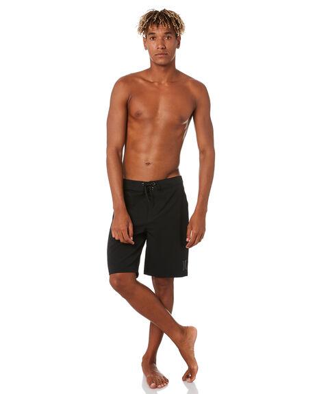 BLACK MENS CLOTHING HURLEY BOARDSHORTS - CJ5105010