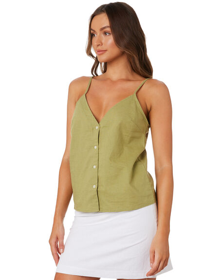 MOSS WOMENS CLOTHING NUDE LUCY FASHION TOPS - NU23764MOSS