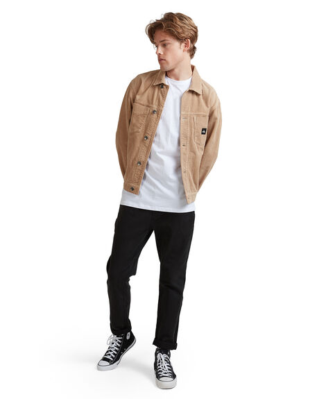 PLAGE MENS CLOTHING QUIKSILVER JACKETS - UQYJK03012-CKK0