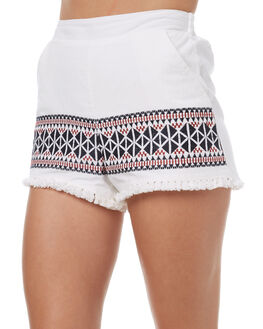 NATURAL WOMENS CLOTHING ELWOOD SHORTS - W73608402