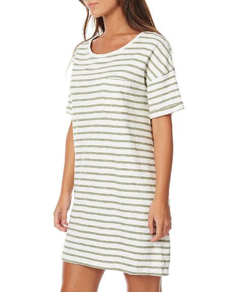 ANTHRACITE FRIDAY ST WOMENS CLOTHING ROXY DRESSES - ERJKD03099GLD3