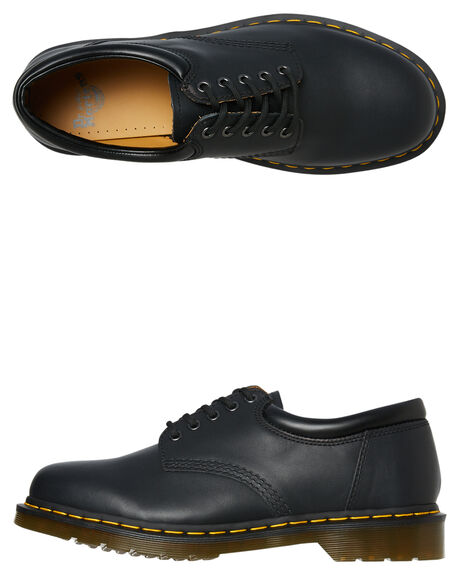 BLACK MENS FOOTWEAR DR. MARTENS FASHION SHOES - SS11849001BLKM