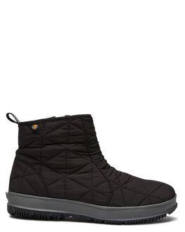 BLACK WOMENS FOOTWEAR BOGS FOOTWEAR BOOTS - 972239001