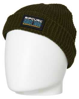 DARK OLIVE KIDS BOYS RIP CURL HEADWEAR - OBNDG19389