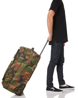 WOODLAND CAMO MENS ACCESSORIES HERSCHEL SUPPLY CO BAGS + BACKPACKS - 10588-00032-OSWCAM