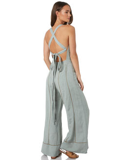JADE WOMENS CLOTHING TIGERLILY PLAYSUITS + OVERALLS - T391442JAD