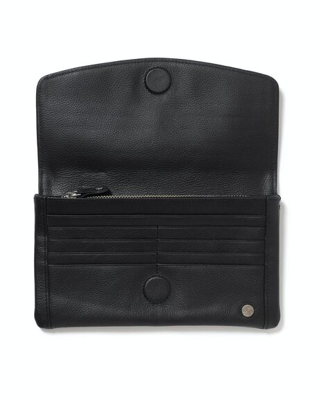 BLACK WOMENS ACCESSORIES STITCH AND HIDE PURSES + WALLETS - WW_DARCY_BLK