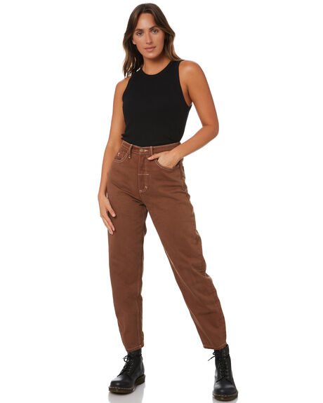 JARRAH WOMENS CLOTHING THRILLS JEANS - WTDP-437CJRH