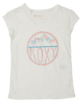 MARSHMALLOW KIDS TODDLER GIRLS ROXY TEES - ERLZT03067WBT0