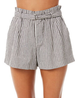 STRIPE WOMENS CLOTHING ELWOOD SHORTS - W83604STR