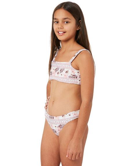 WHITE KIDS GIRLS RIP CURL SWIMWEAR - JSIAG91000