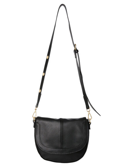BLACK WOMENS ACCESSORIES RUSTY BAGS + BACKPACKS - BFL0982BLK
