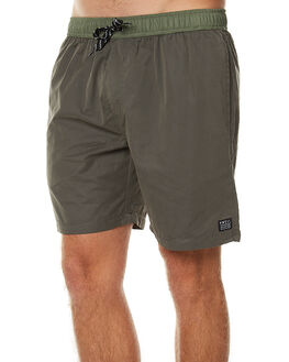 WASHED GREY MENS CLOTHING SWELL SHORTS - S5164232WGRY