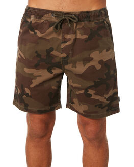 CAMO MENS CLOTHING RIP CURL SHORTS - CWALS10226