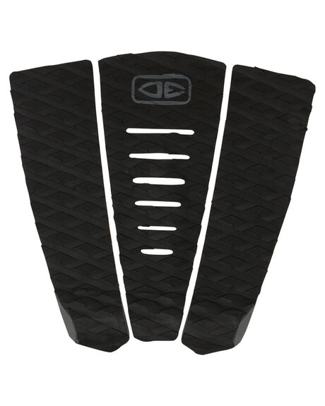 BLACK BOARDSPORTS SURF OCEAN AND EARTH TAILPADS - TP28BLK