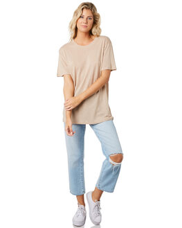 SAND WOMENS CLOTHING SWELL TEES - S8194001GRYMA