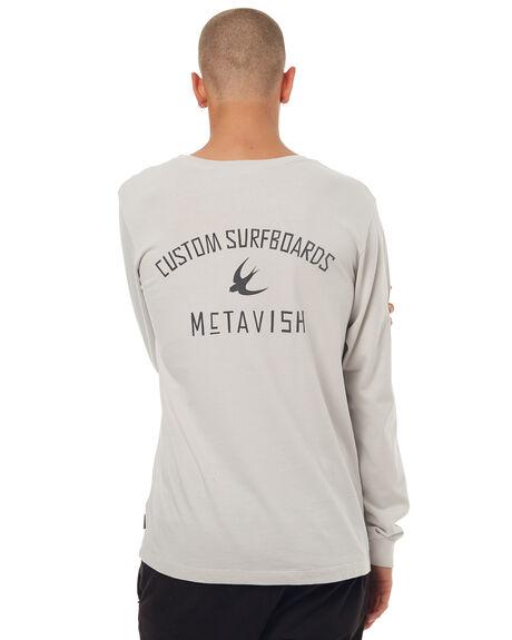 QUIVER MENS CLOTHING MCTAVISH TEES - MW-17LS-01QUI