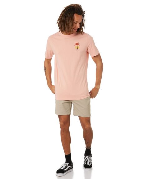 CORAL DUST MENS CLOTHING SWELL TEES - S5211004CRDST