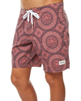 PORT MENS CLOTHING RHYTHM BOARDSHORTS - JUL17-TR07-POR
