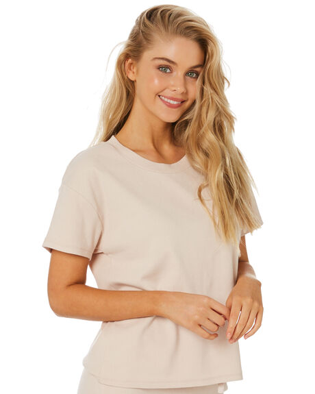 PINK TINT WOMENS CLOTHING SWELL TEES - S8213001PTINT