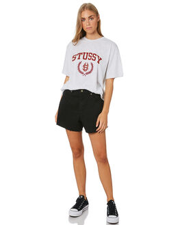 SNOW MARLE WOMENS CLOTHING STUSSY TEES - ST193006SNMRL