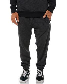 BLACK HEATHER MENS CLOTHING BILLABONG PANTS - 9585306BLH