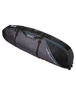 BLACK BLUE BOARDSPORTS SURF OCEAN AND EARTH BOARDCOVERS - SCSB08BLKBL