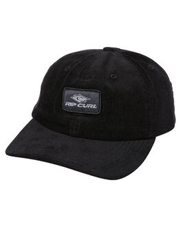 WASHED BLACK MENS ACCESSORIES RIP CURL HEADWEAR - CCAOO18264