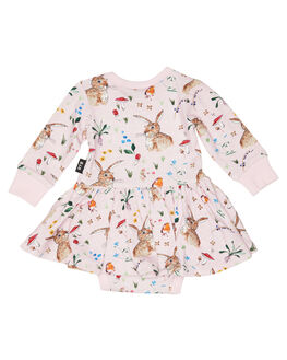 PINK KIDS BABY ROCK YOUR BABY CLOTHING - BGD2021-CTPINK