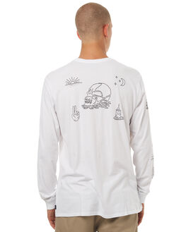 WHITE MENS CLOTHING SWELL TEES - S5164103WHT