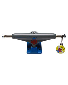 GREY BLUE SKATE HARDWARE INDEPENDENT  - S-INT1857GRYB