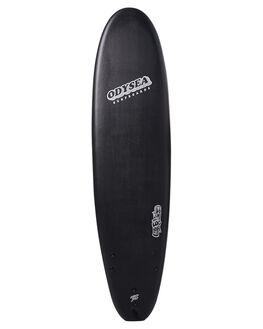 BLACK SURF SURFBOARDS CATCH SURF SOFTBOARDS - ODY70BK17