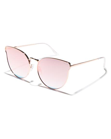 a5f5dce6241 Quay Eyewear All My Love Sunglasses - Rose Gold Pink